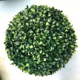 Rumput bulat /rumput artificial dekorasi /rumput bola/rumput sintesis/