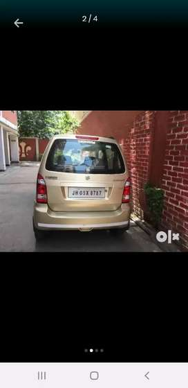 Wagon R is in good condition ,jharkhand registration with first owner