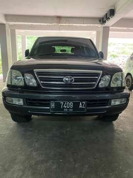 Toyota Land Cruiser 2004 Bensin 4x4