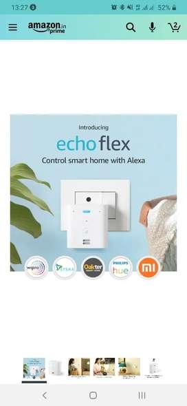 Amazon Echo Flex (Seal Pack)