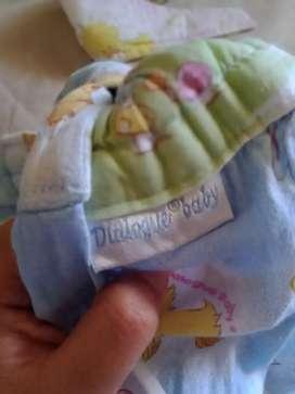 Gendongan bayi model sling ring