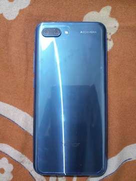 Honor 10 good condition