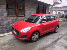 Maruti Suzuki Swift 2018 Petrol 11950 Km Driven