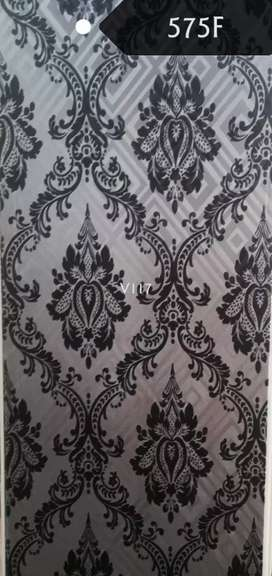 PVC Wall Panelling, Wallpaper