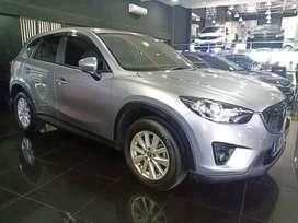 Mazda CX 5 2.5 Touring [Automatic] 2013 Silver - V8 Autospot