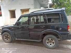 Mahindra Scorpio 2004 Diesel Good Condition valid till 2026 120000 km
