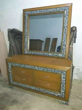 Bedh set Malik wood finish gujrat