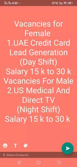 Urgently Required Telecaller For BPO