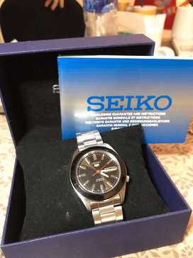Seiko 5 SNKM69K1 Automatic 21 Jewels Stainless Steel
