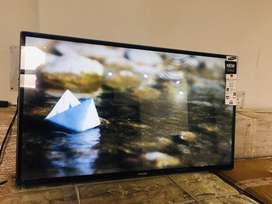 50% off SMART LED TV DOUBLE GLASS UNBREAKABLE