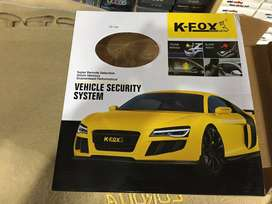 k fox vehicle security system