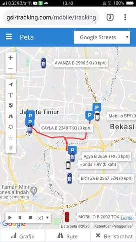 Murah..! Distributor GPS TRACKER, lacak posisi motor/mobil dg akurat