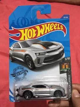 Jual hotwheels '18 copo Camaro 55