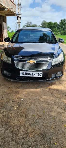 Chevrolet Cruze 2.0 VCDI AT 163BHP Automatic 2012
