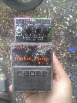 Metalzone mt2 japan