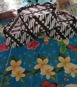 Songkok peci batik