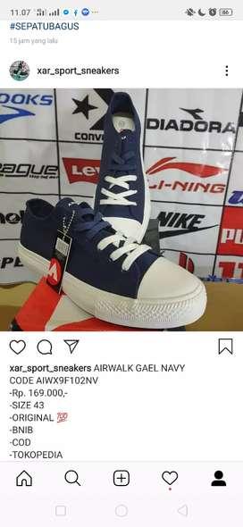 Airwalk ORI 100% murah gan