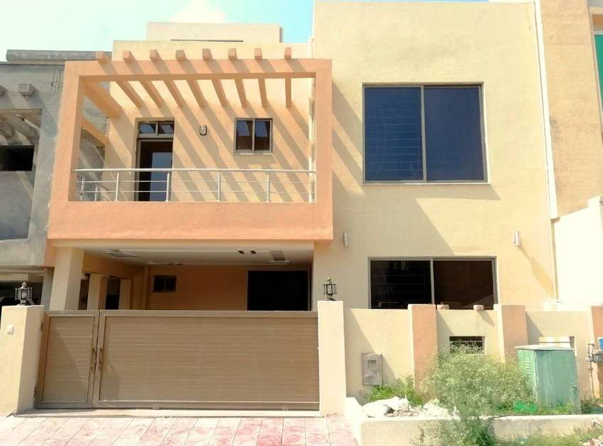 Ideally Designed 7Marla Home For Sale Bahria Town Ph-8 Umer Block RWP 0