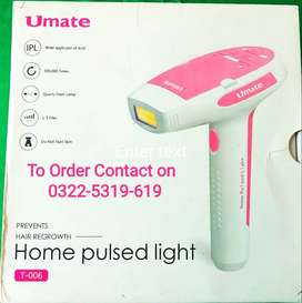 UMATE Permanent Hairs Removal Lazer Machine Model T-006