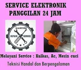 Service Kulkas Frezerboox Ac kurang dingin   Mesin cuci buntu 1tabung