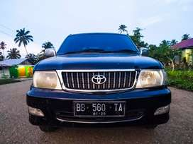 Di Jual Toyota Kijang LSX Bensin Tahun 2000