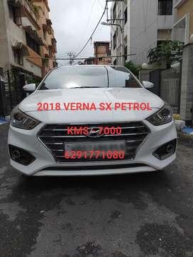 Hyundai Verna Fluidic 1.6 VTVT SX, 2018, Petrol