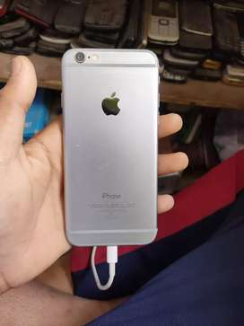 IPhone 6 64Gb good working bil box Charger Available