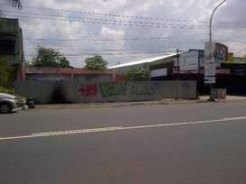 Tanah Cocok utk Kantor/Usaha/Kafe dekat Jogja City Mall & Jombor