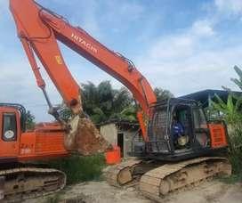Excavator Hitachi Zaxis 210F-5G