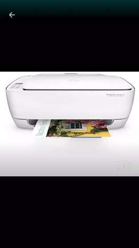 HP colour printer recently bought