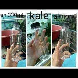 Botol plastik kemasan