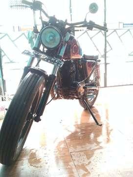 Honda GL max custom japstyle