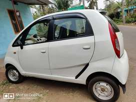 Tata Nano manufacturing 2013 reg on 201 riverse camera pakka condition