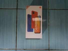 Paling Brand Baru Redmi 9C 4/64 GB