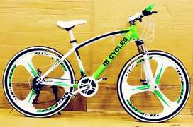NEW NON FOLDABLE MACWHEEL CYCLE AVAILABLE