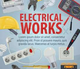Wanted Electrician  to work in Mangalagiri