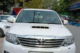 New condition fortuner