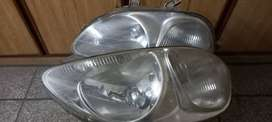 Honda Civic 1997 model original headlights original speed metre origin