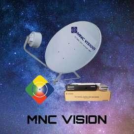 Parabola MNC Vision Lombok Nusa Tenggara Barat