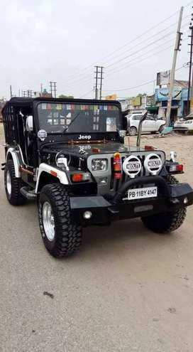 JASSAL JEEP MODIFY JEEP