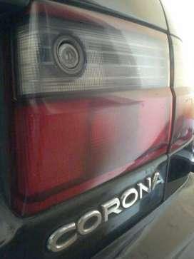 Toyota Corona 1.6 Bensin Hitam Manis