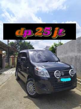 Suzuki karimun wagon GL manual 2018 DP 25 JT