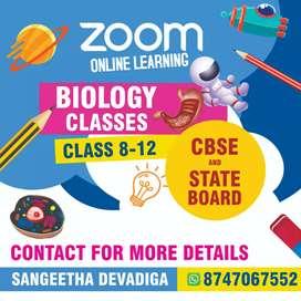 Online biology classes