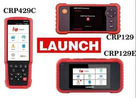 ORIGINAL SCANNER LAUNCH PRO CRP 129 CAR OBD2 OBD SCAN CRP429C