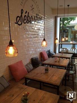 Cook/helper required for cafe