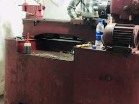 4 feet lathe machine walaitiiii