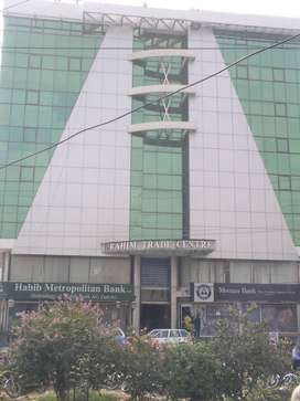 Complete 2nd Floor Available for Rent @ ITC - Aibak Block, Garden Town
