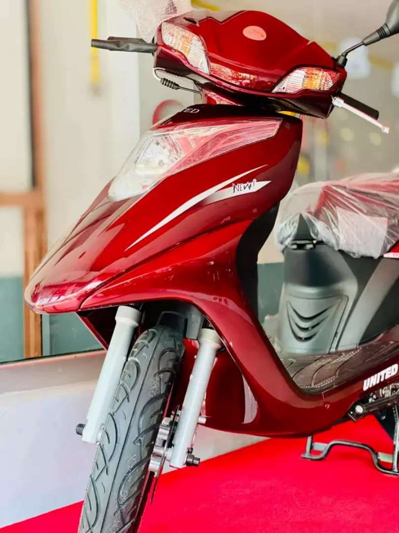 Scooty for Girls 0