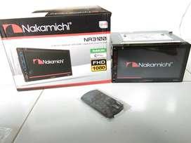 Doubledin nakamichi NA3100I autolink (udin audio)