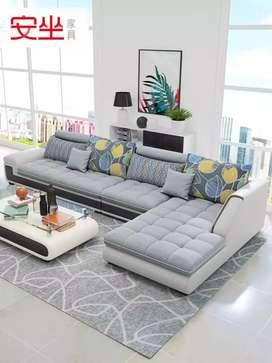 Sofa minimalis desain elegant terbaru